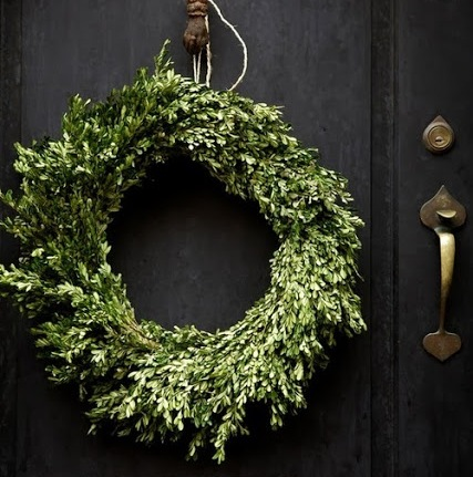 Copy of Boxwood17_  holiday decor habituallychic