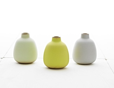 HeathSummerBudvase Set